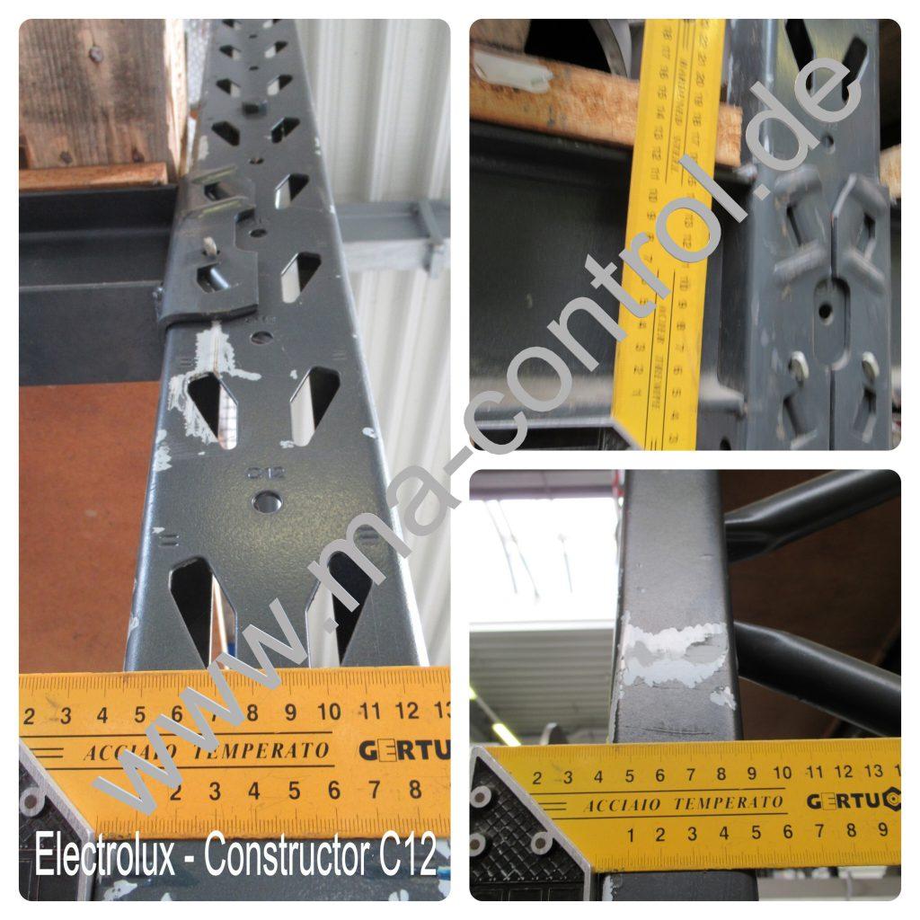 ma-control#Electrolux - Constructor C12