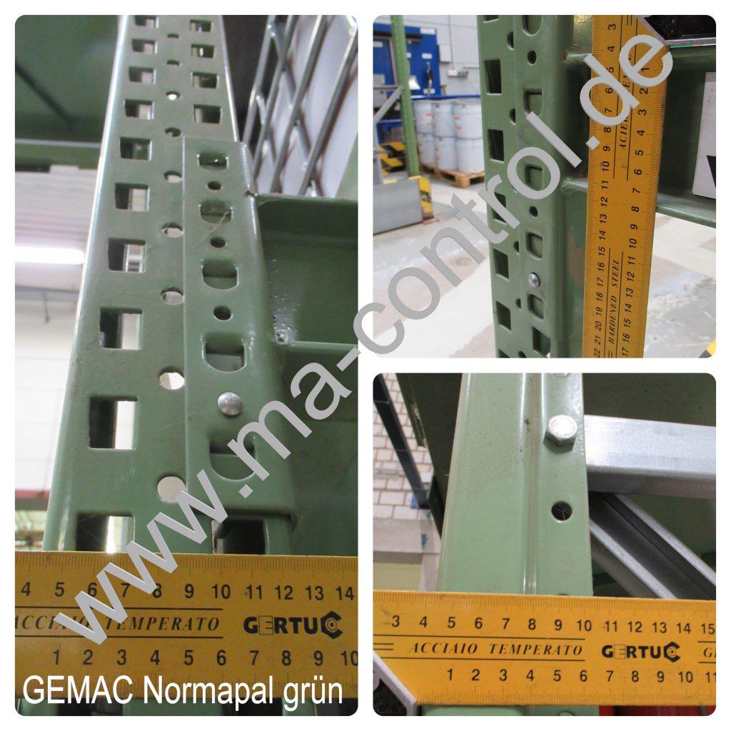 ma-control#GEMAC Normapal grün