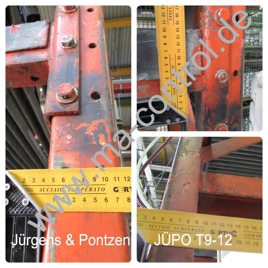 ma-control#Jürgens & Pontzen JÜPO T9-12 rot