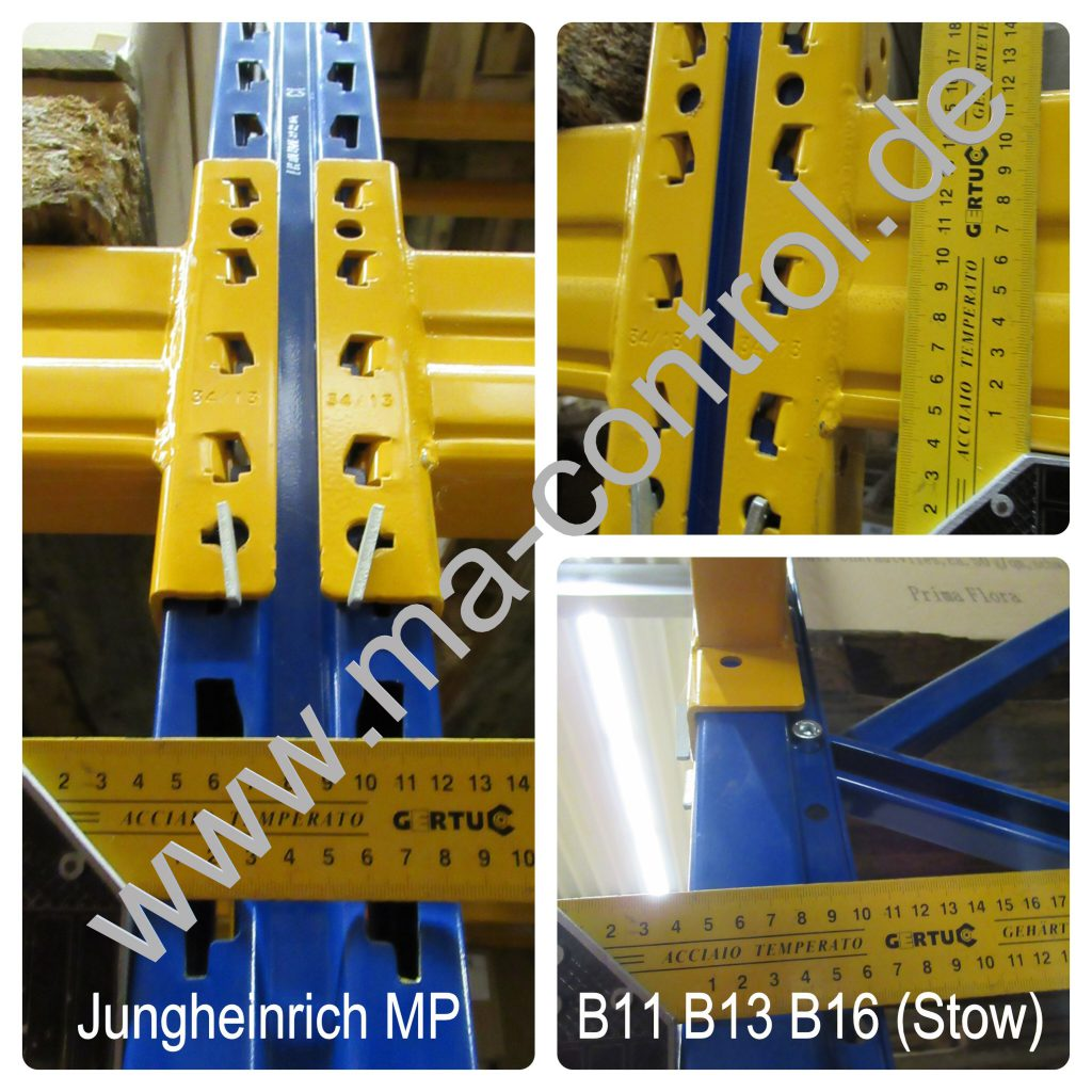 ma-control#Jungheinrich MP B11 B13 B16 (Stow)