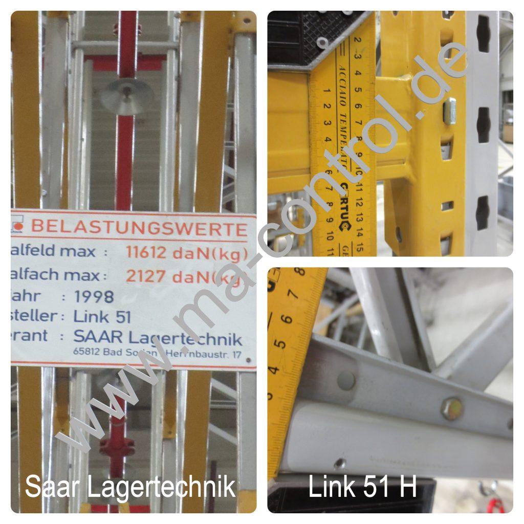 ma-control#Saar Lagertechnik Link 51 H